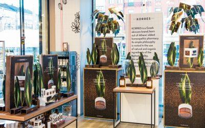 Endelig; KORRES Shop-in-Shop @ Vita!